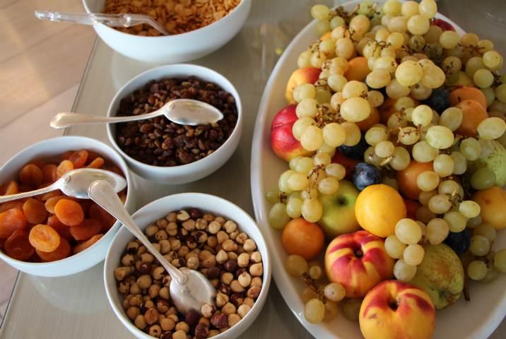 Favorito Colazione all'americana, dolce e salata all'Hotel Sarti di Riccione QC57